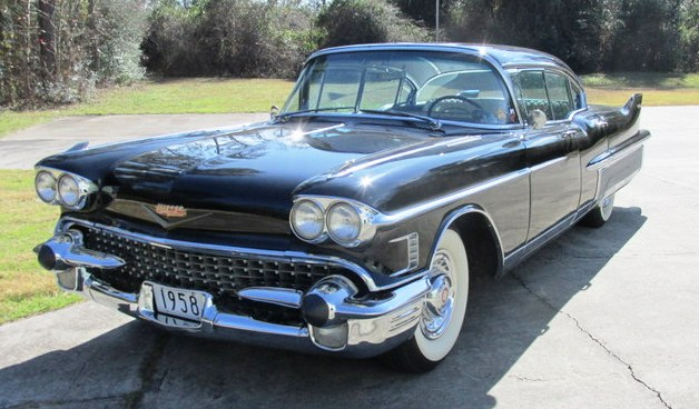 1958 CADILLAC CUSTOMER WOODY McCLAIN