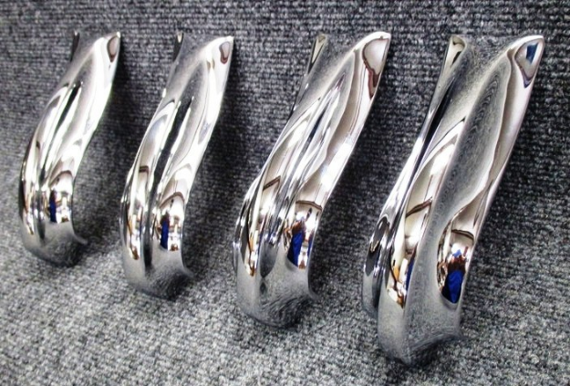1952 CHEVY GRILLE TEETH