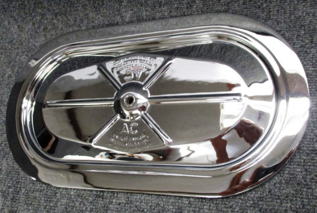 1966 SUNBEAM TIGER AIR CLEANER COVER.