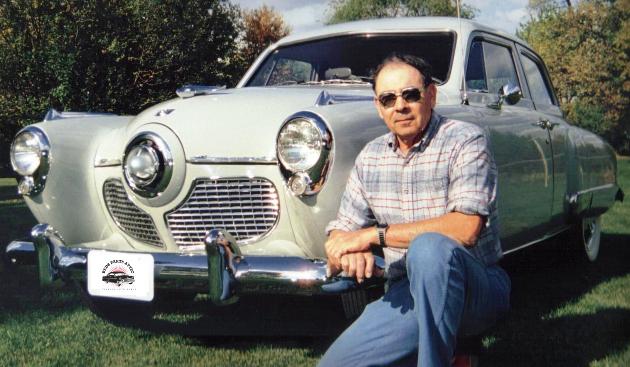 1951 Studebaker Commander.