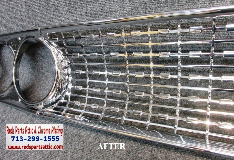 1963 FORD FAIRLANE GRILLE.