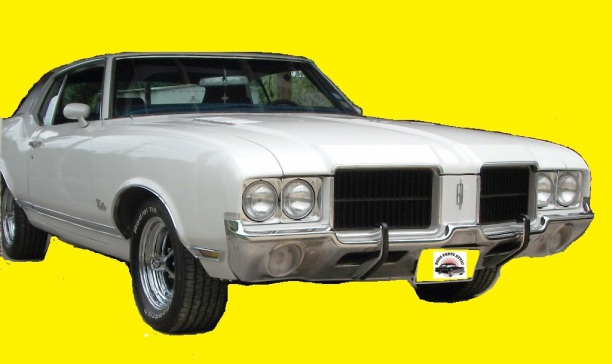 1971 OLDSMOBILE CUTLASS.
