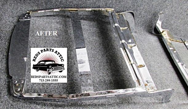 1959 MERCEDES 190SL SEAT BACK FRAMES.