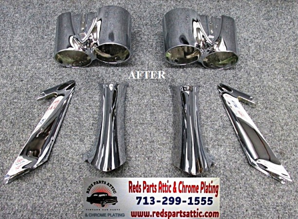 1959 CADILLAC TAIL LIGHT FINS.