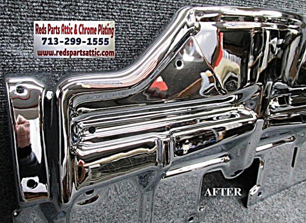 1968 GTO FAN SHROUD.