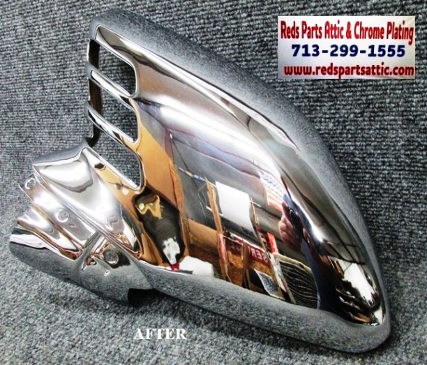 1988 BMW R1200C AIR INTAKE COVER.