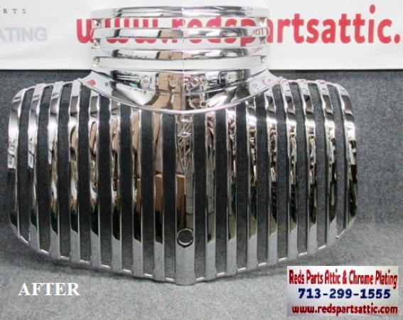 1941 CHEVY PICKUP GRILLE.