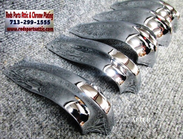 1951 CHEVY GRILLE TEETH.