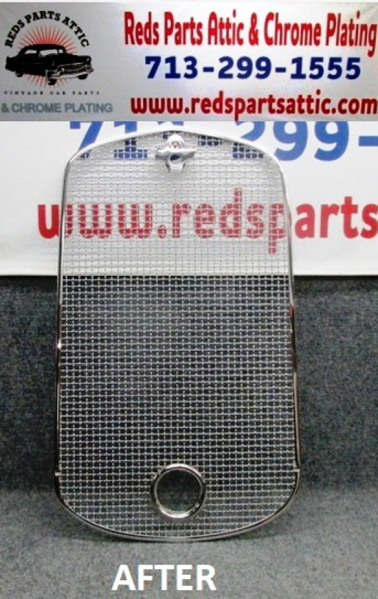1931 CHEVY GRILLE GUARD.