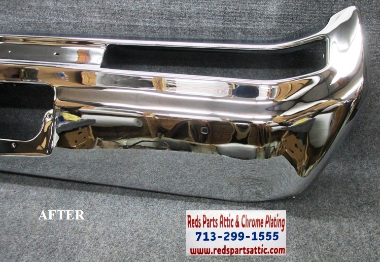 Reds Parts Attic - CHROME PLATING Classic car chrome parts plating service - PHOTO GALLERY 4