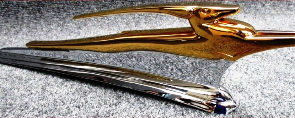 Reds Parts Attic - PLATING Classic car chrome parts plating services